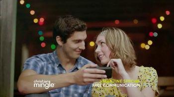 ChristianMingle.com Valentine Special TV Spot, 'Free Communication'