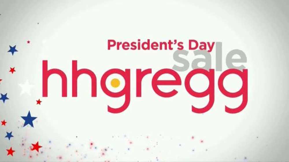 Hh Gregg Presidents Day Sale Tv Commercial Appliances And Free