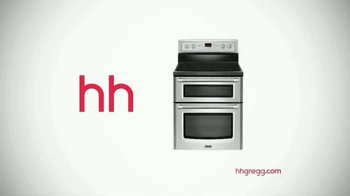 h.h. gregg Presidents' Day Sale TV Spot, 'Appliances and Free Delivery' - Thumbnail 3