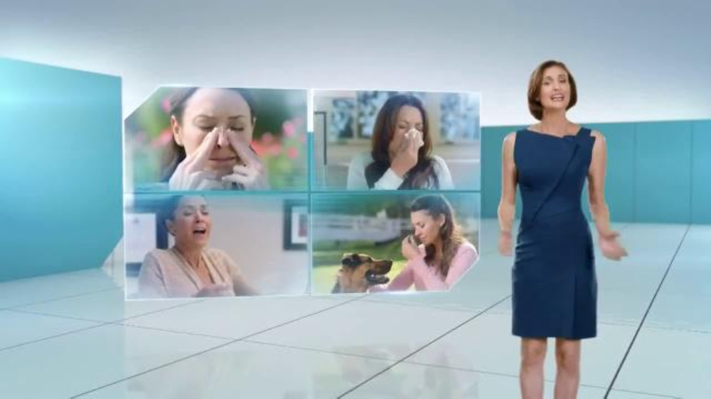 Nasacort Allergy 24HR TV Commercial, 'On the Worst Days'