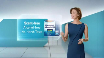 Nasacort Allergy 24HR TV Spot, 'On the Worst Days' - Thumbnail 9