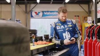 Valvoline TV Spot, 'Pit Pals' Featuring Dale Earnhardt, Jr. - Thumbnail 2