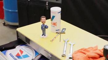Valvoline TV Spot, 'Pit Pals' Featuring Dale Earnhardt, Jr. - Thumbnail 7