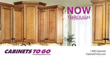 Cabinets To Go TV Spot, 'Show Your Love' - Thumbnail 2