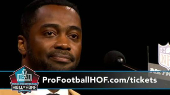 Pro Football Hall of Fame TV Spot, '2016 Enshrinement Celebration' - Thumbnail 7