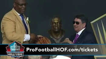 Pro Football Hall of Fame TV Spot, '2016 Enshrinement Celebration' - Thumbnail 9