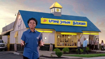 Long John Silver's Alaskan Cod Basket TV Spot, 'Satisfy Your Craving' - Thumbnail 8