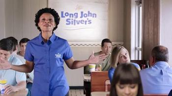 Long John Silver's Alaskan Cod Basket TV Spot, 'Satisfy Your Craving' - Thumbnail 3