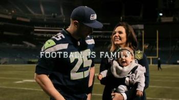 NFL TV Spot, 'Football Is Family: Seahawks Super Bowl Babies' - Thumbnail 10