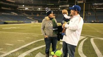 NFL TV Spot, 'Football Is Family: Seahawks Super Bowl Babies' - Thumbnail 3