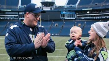 NFL TV Spot, 'Football Is Family: Seahawks Super Bowl Babies' - Thumbnail 5