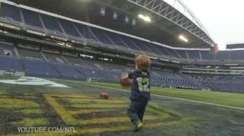NFL TV Spot, 'Football Is Family: Seahawks Super Bowl Babies' - Thumbnail 6