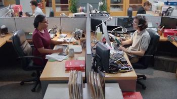 Staples TV Spot, 'Next-Day Guarantee' - 631 commercial airings