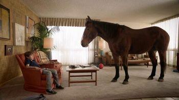SKIPPY P.B. Bites TV Spot, 'Horse'