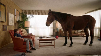 SKIPPY P.B. Bites TV Spot, 'Horse' - 11753 commercial airings