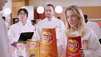 Lay's TV Spot, 'Mr. Decision Tries Lay's Flavor Swaps!' - Thumbnail 4