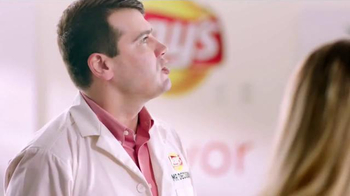 Lay's TV Spot, 'Mr. Decision Tries Lay's Flavor Swaps!' - Thumbnail 6