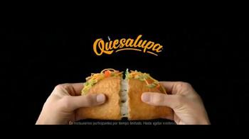 Taco Bell Quesalupa TV Spot, 'Bigger Than...' [Spanish] - Thumbnail 9
