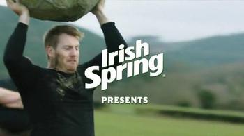 Irish Spring Signature TV Spot, 'Celtic Warrior Games' - Thumbnail 1