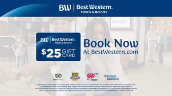 Best Western TV Spot, 'Book with Best Western' - Thumbnail 6