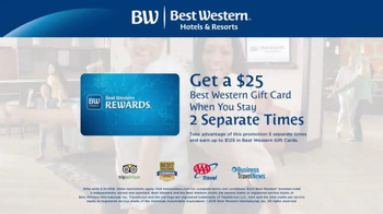 Best Western TV Spot, 'Book with Best Western' - Thumbnail 5