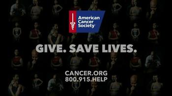 American Cancer Society TV Spot, 'Survivor Story' Featuring Chris Draft - Thumbnail 5
