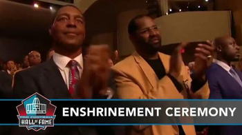 Pro Football Hall of Fame Enshrinement Weekend TV Spot, 'Football & Music' - Thumbnail 3