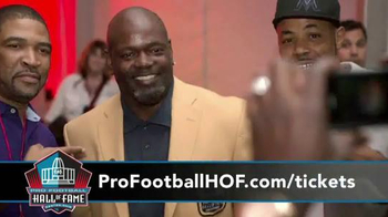 Pro Football Hall of Fame Enshrinement Weekend TV Spot, 'Football & Music' - Thumbnail 4