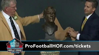 Pro Football Hall of Fame Enshrinement Weekend TV Spot, 'Football & Music' - Thumbnail 6