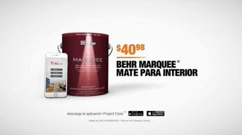The Home Depot App TV Spot, 'Paleta de colores' [Spanish] - Thumbnail 10
