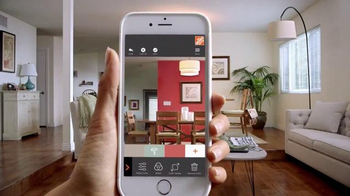 The Home Depot App TV Spot, 'Paleta de colores' [Spanish] - Thumbnail 4