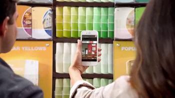 The Home Depot App TV Spot, 'Paleta de colores' [Spanish] - Thumbnail 5