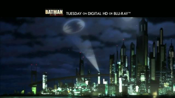 Batman: Bad Blood Home Entertainment TV Spot - Thumbnail 1