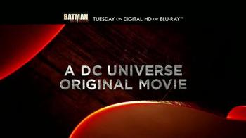 Batman: Bad Blood Home Entertainment TV Spot - Thumbnail 3