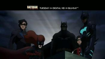 Batman: Bad Blood Home Entertainment TV Spot - Thumbnail 4