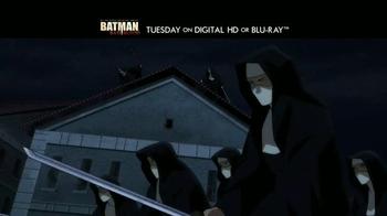 Batman: Bad Blood Home Entertainment TV Spot - Thumbnail 6