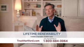 The Hartford TV Spot, 'Lifetime Renewability' - Thumbnail 6