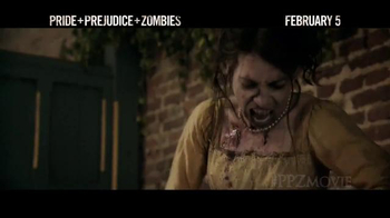 Pride and Prejudice and Zombies - Alternate Trailer 10