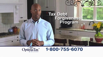 Optima Tax Relief TV Spot, 'Protection from IRS' - Thumbnail 5