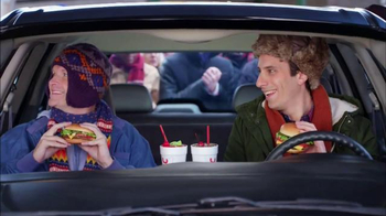 Sonic Drive-In Half-Price Cheeseburgers TV Spot, 'Crowd' - Thumbnail 2