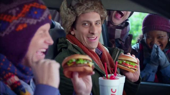 Sonic Drive-In Half-Price Cheeseburgers TV Spot, 'Crowd' - Thumbnail 3