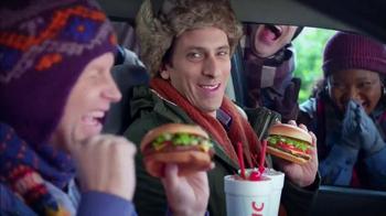 Sonic Drive-In Half-Price Cheeseburgers TV Spot, 'Crowd' - Thumbnail 3