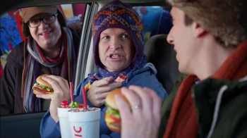 Sonic Drive-In Half-Price Cheeseburgers TV Spot, 'Crowd' - Thumbnail 4