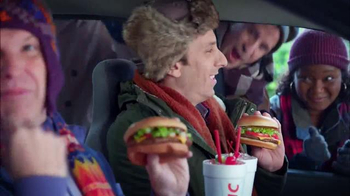 Sonic Drive-In Half-Price Cheeseburgers TV Spot, 'Crowd' - Thumbnail 5