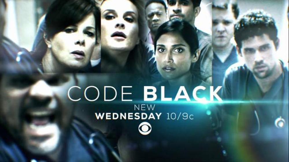 Code Black TV Promo