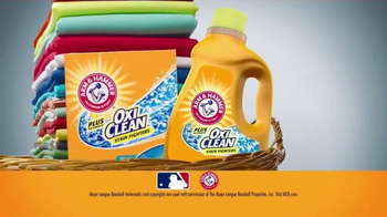 Arm and Hammer Plus OxiClean TV Spot, 'Dial Up Clean' - Thumbnail 8