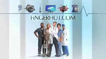 FingerHut.com TV Spot, 'Breathless Hospital' - Thumbnail 8