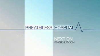 FingerHut.com TV Spot, 'Breathless Hospital' - Thumbnail 1