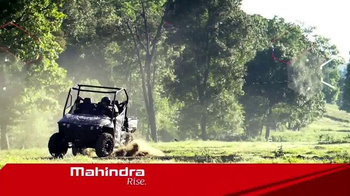 Mahindra mPACT TV Spot, 'Hunters & Farmers: The Right UTV for You' - Thumbnail 10