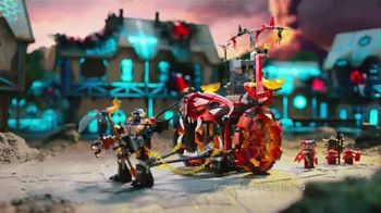 LEGO Nexo Knights TV Spot, 'Jestro's Evil Mobile'
